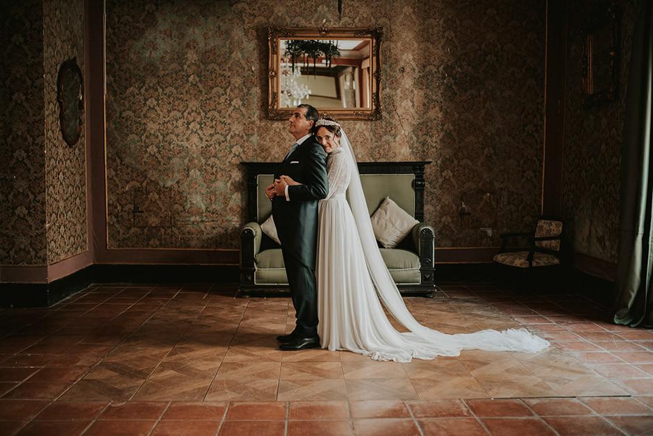 boda estilo romántico vintage