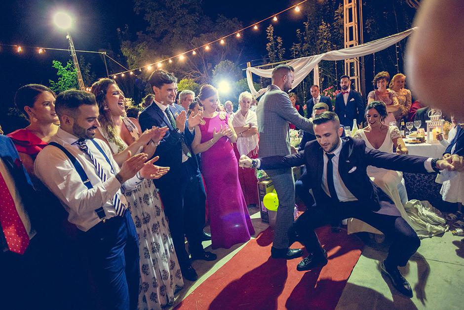 sorpresa novios boda