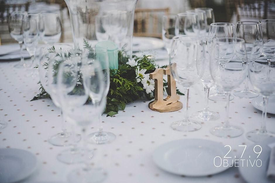 centro mesa boda