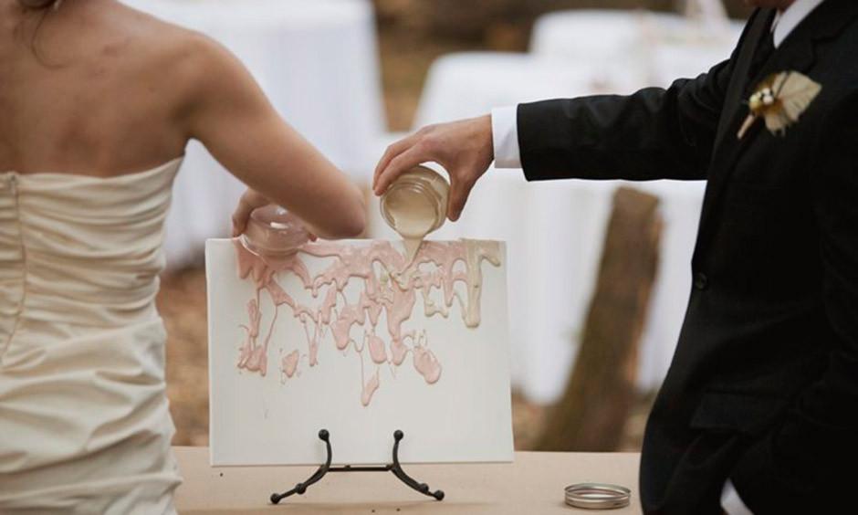 ritual cuadro boda