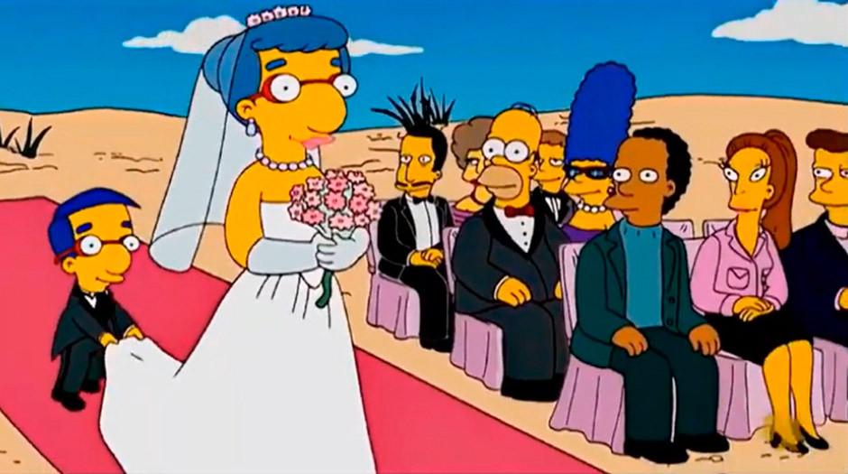 boda señora van houten