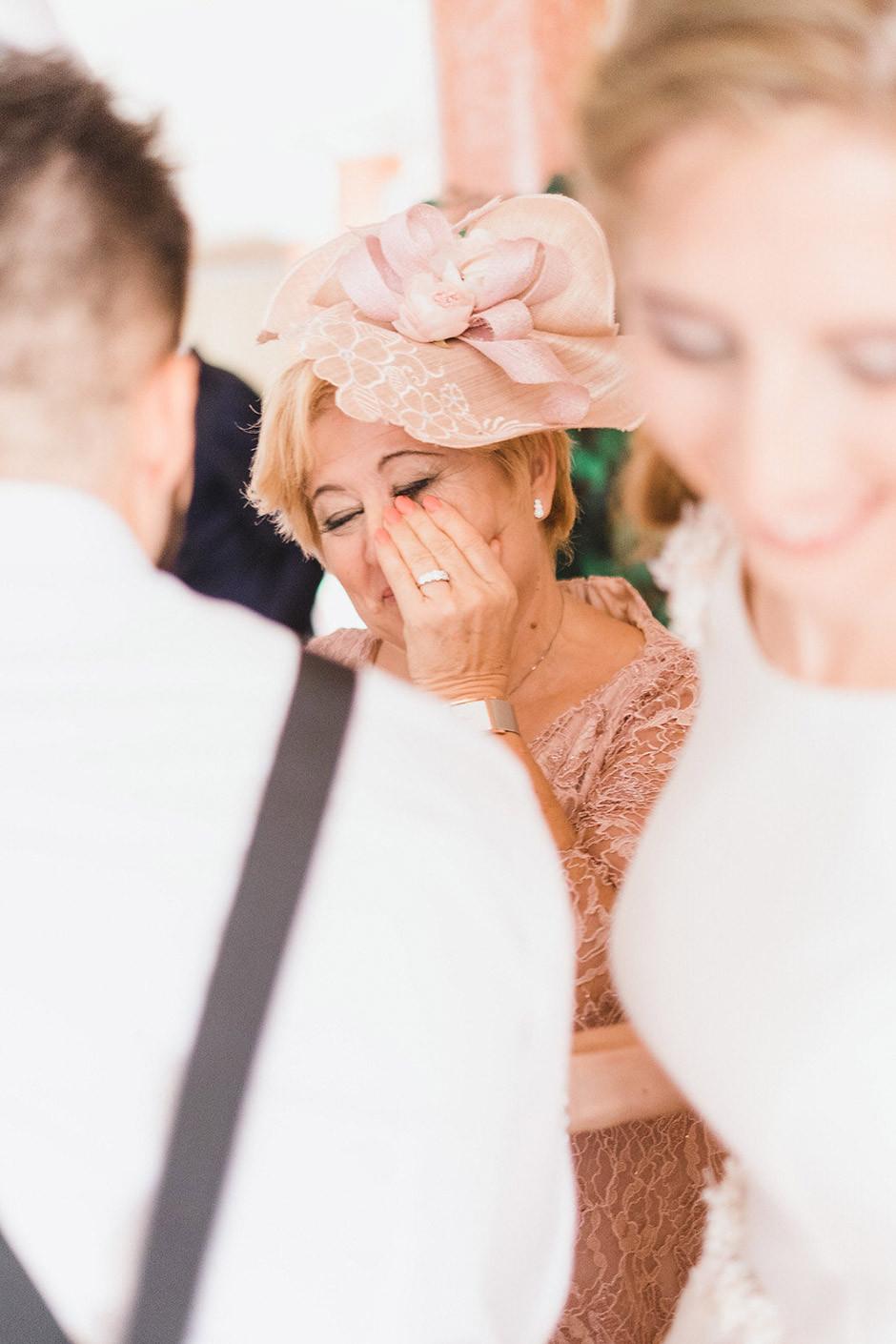 madre boda