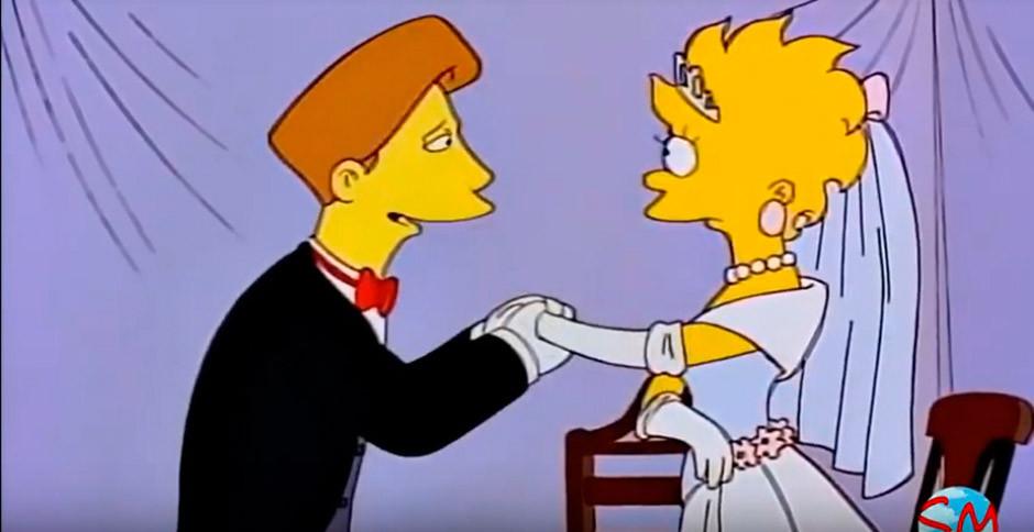 boda lisa simpson
