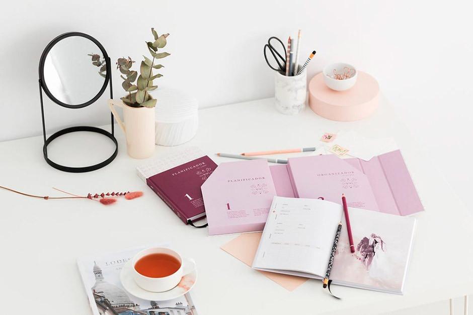 Wedding Planner, el libro y la agenda para organizar una boda