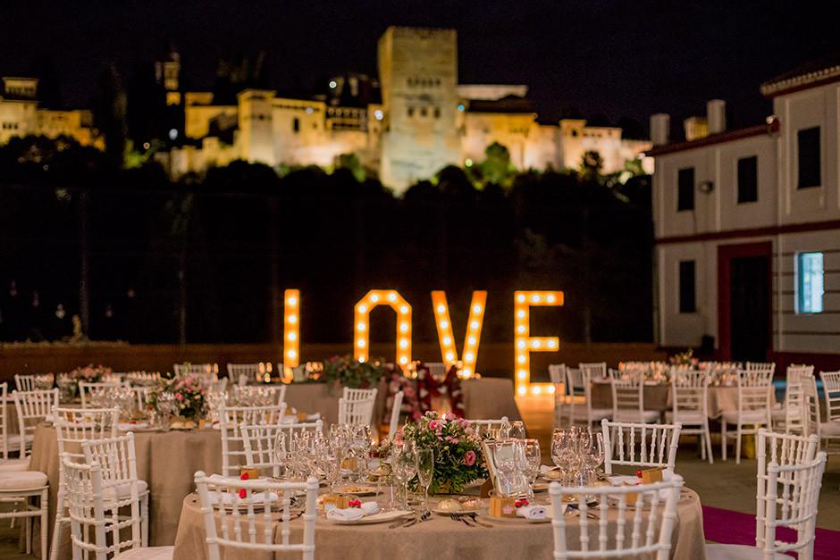banquete alhambra