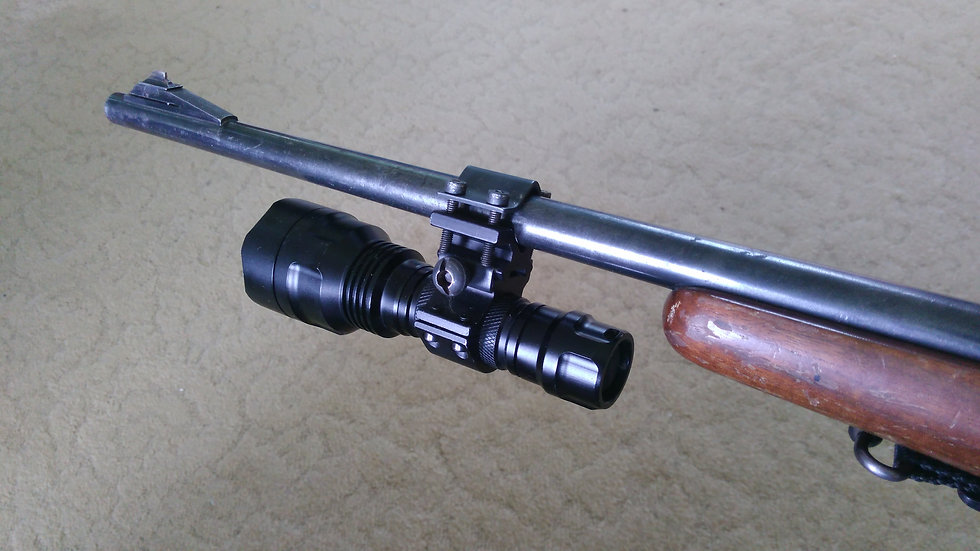 Barrel Mount