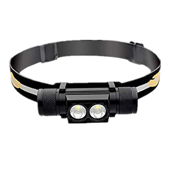 Sofirn D25S Headlamp, 2x Luminus SST-40, 1100 Lumens, Direct Charging