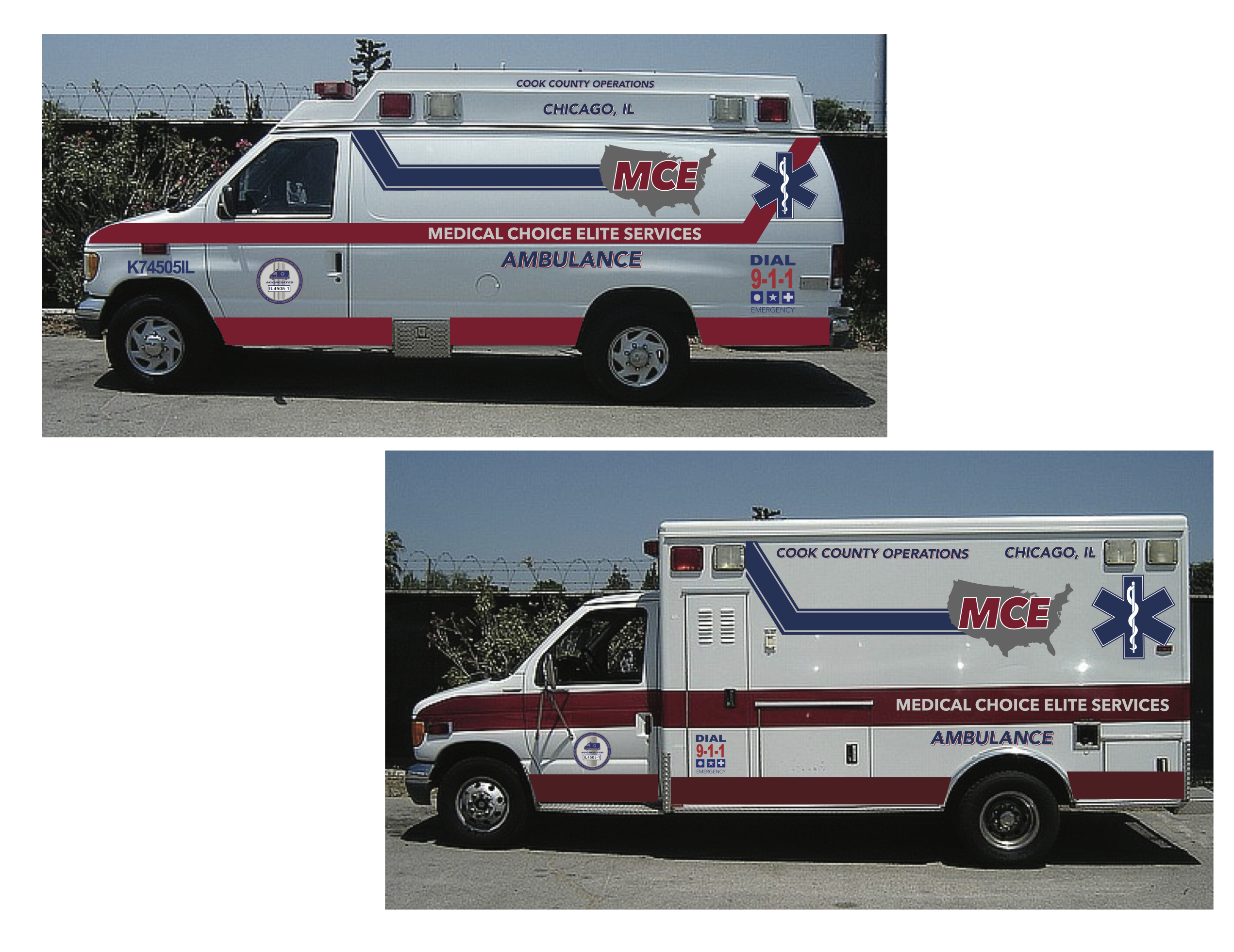 ambulace graphics