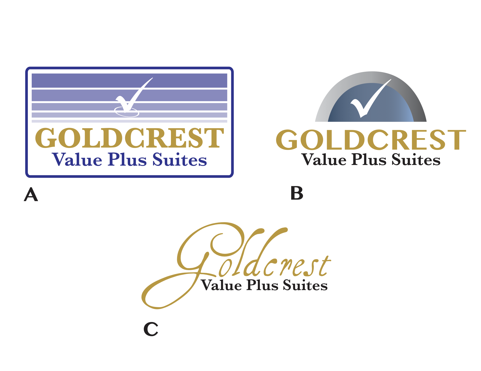 hotel logo options
