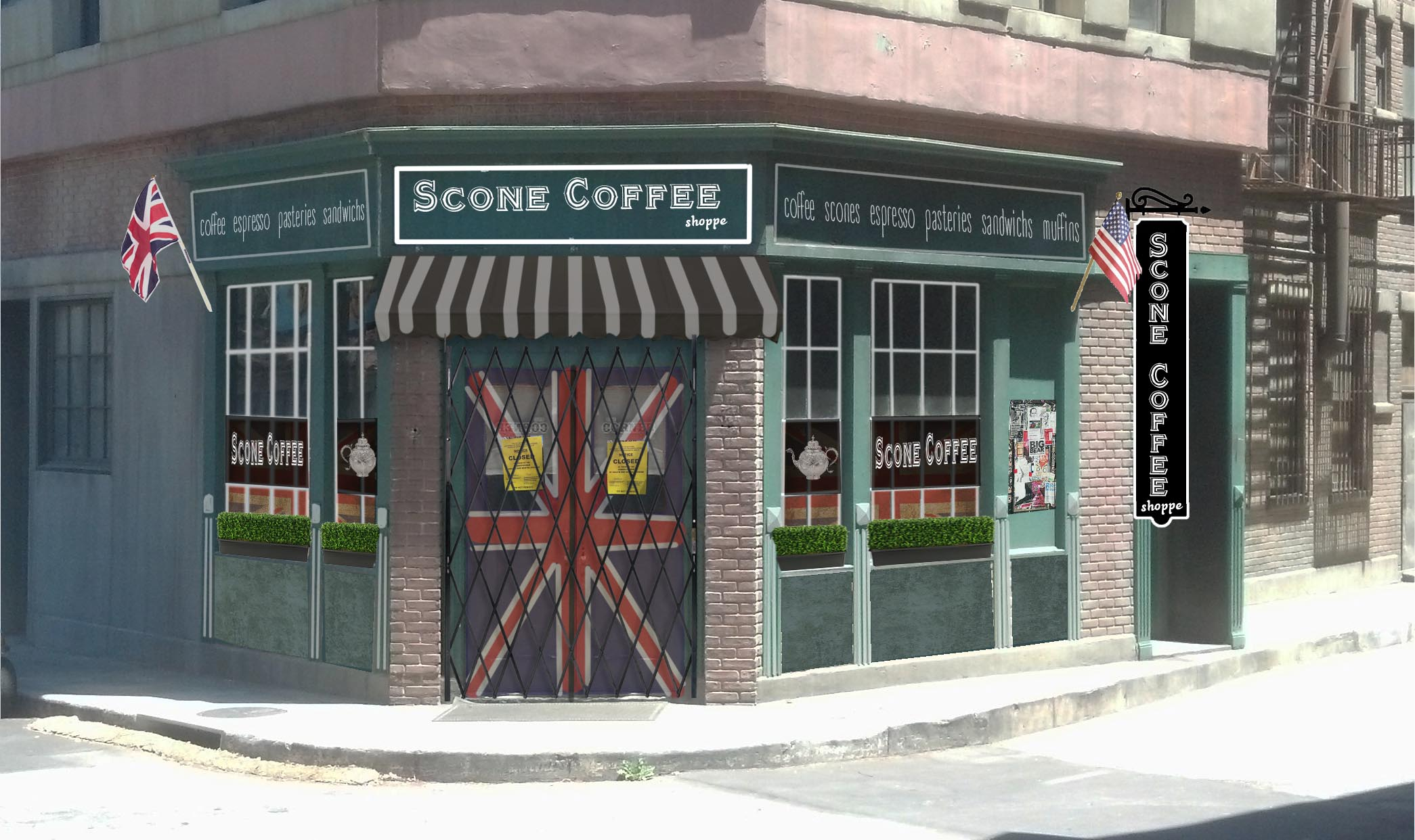 SCONE COFFEE