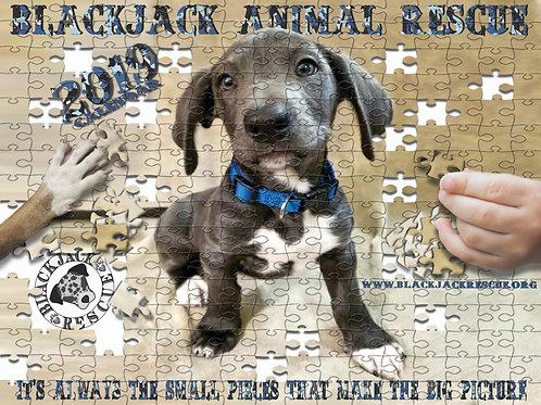 2019 Blackjack Calendar