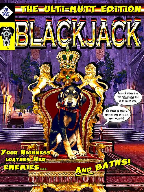 2021 Blackjack Animal Rescue Calendar
