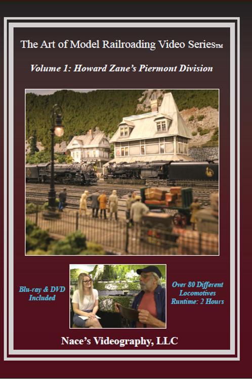 Volume 1 - Howard Zane's Piermont Division