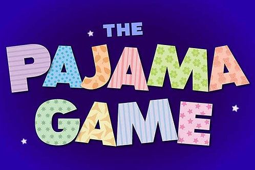 Union Area High School - The Pajama Game