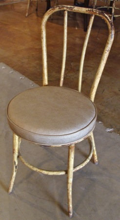 Vintage Garden Chairs - Newly Upholstered