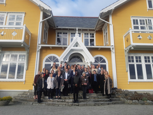 Our meeting in Bergen: Preparation to start the different studies in 2020