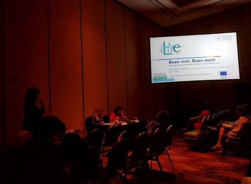 The iLIVE Project was presented at the X Argentine Congress of Medicine and Palliative Care