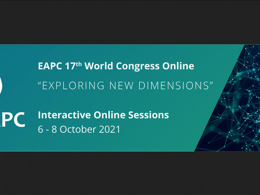 The iLIVE Project will be present in the EAPC Congress in october