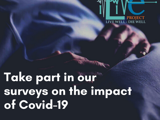Help us make a difference in the Covid pandemic