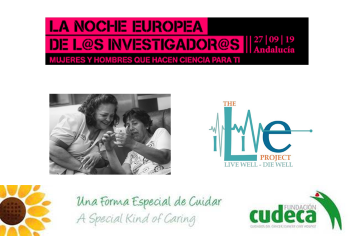 iLIVE took part in the European Researchers Night
