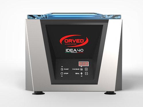 Orved IDEA 40-16 Vakuummaskin 16m3/h, Kammare 40x60, (42)