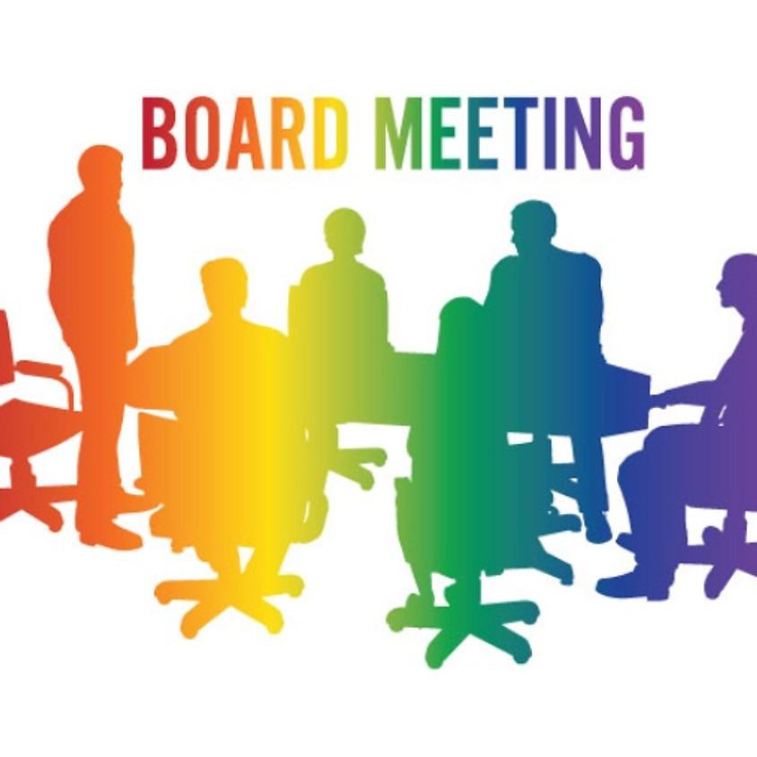 Board of Directors Meeting (Aug)