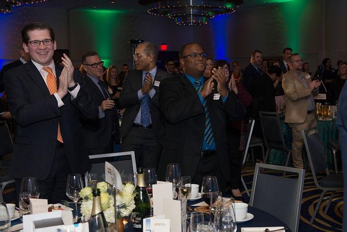 Celebration at the 2016 ONE Gala