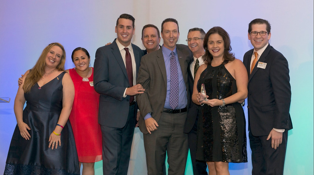 2017 ONE Awards Chapter of the Year winner - Miami