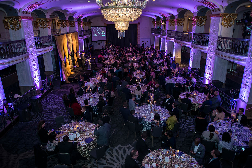 6th Annual ONE Gala & Awards at The Mayflower Hotel