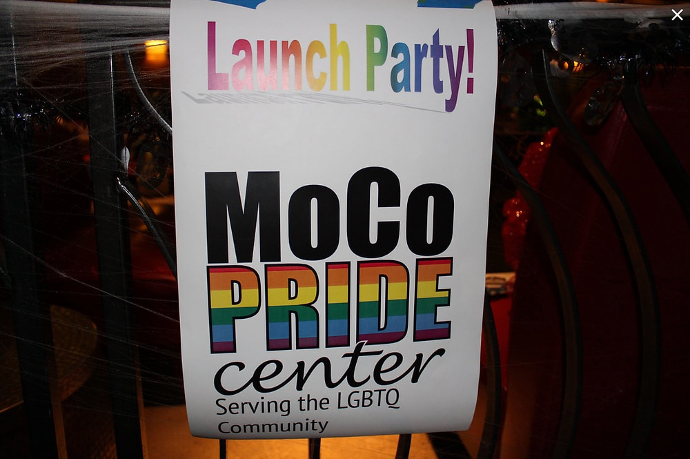 MoCo Pride Center Launch Party