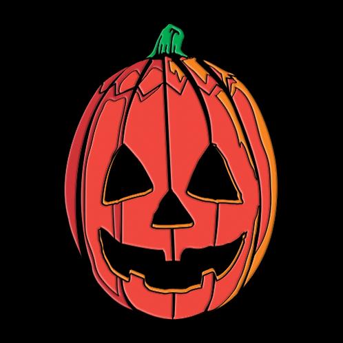 Halloween III Season of the Witch – Pumpkin Enamel Pin