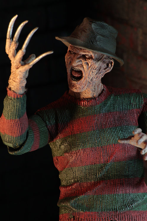"""NECA Nightmare on Elm Street Part 2 – Ultimate Freddy 7"""" Scale Action Figure"""