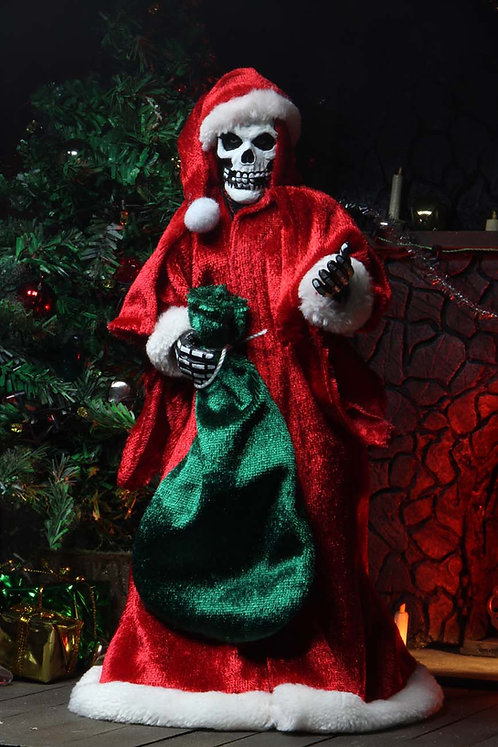 """NECA Misfits – Holiday Fiend 8"""" Clothed Action Figure"""