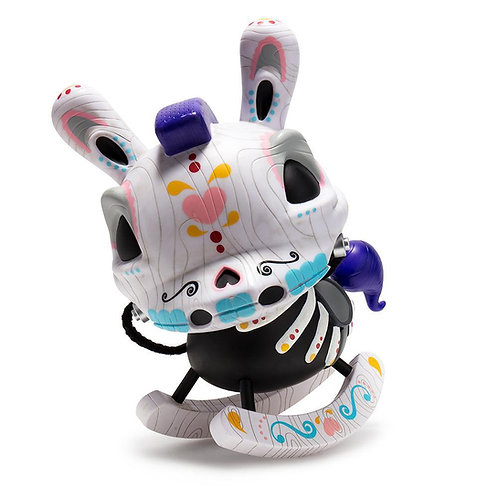 "Kidrobot – The Death of Innocence 8"" Dunny by Igor Ventura"
