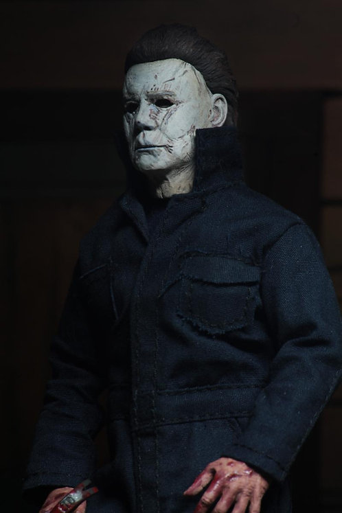 """NECA Halloween (2018) – Michael Myers 8"""" Clothed Action Figure"""
