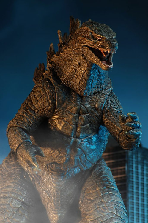 NECA Godzilla (2019) – Godzilla 12″ Head-to-Tail Action Figure
