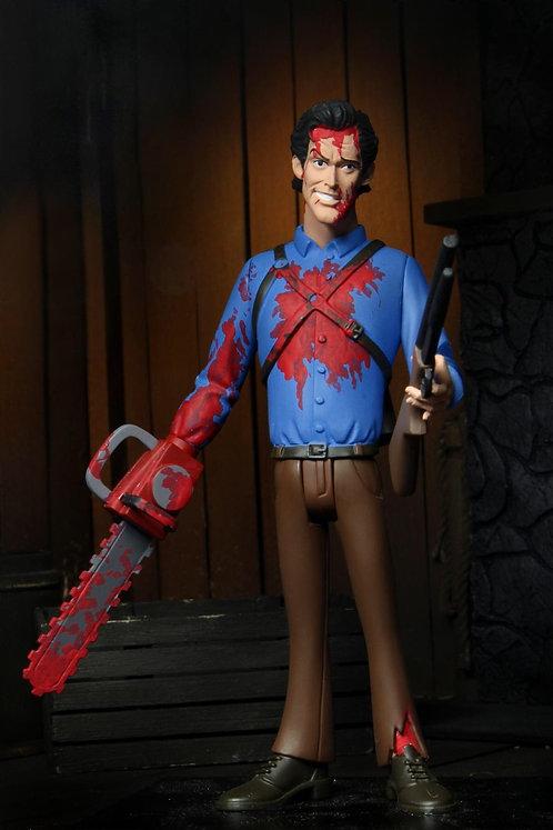 "NECA Toony Terrors – Bloody Ash 6"" Scale Action Figure"