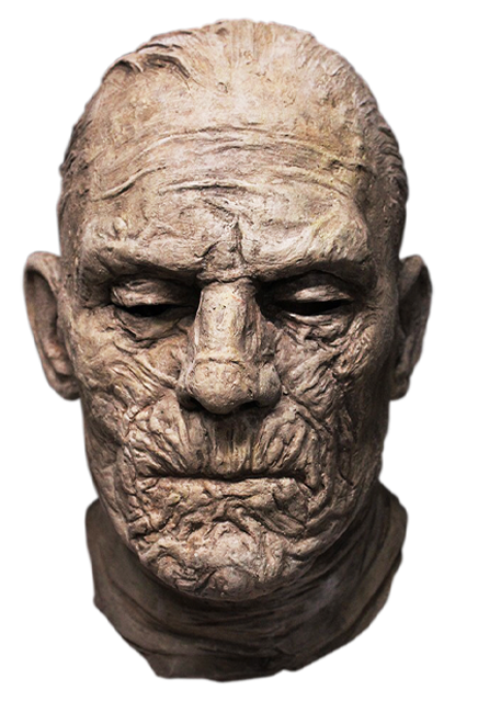 UNIVERSAL MONSTERS – IMHOTEP THE MUMMY MASK