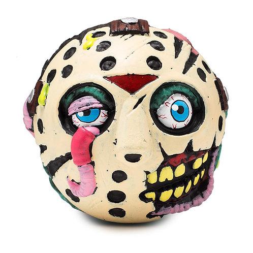 """Friday the 13th – Jason Voorhees Madballs 4"""" Foam Horrorball"""