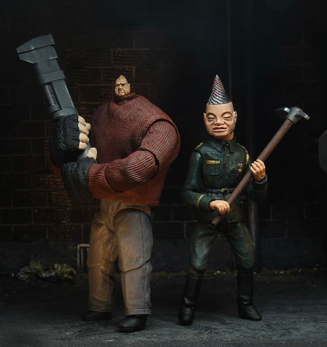 "NECA Puppet Master – Ultimate Pinhead & Tunneler 7"" Scale Action Figure 2-Pack"