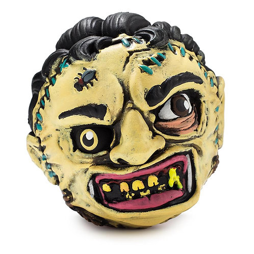 "Texas Chainsaw Massacre – Leatherface Madballs 4"" Foam Horrorball"