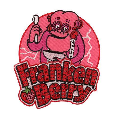 General Mills – Franken Berry Deluxe Embroidered Patch