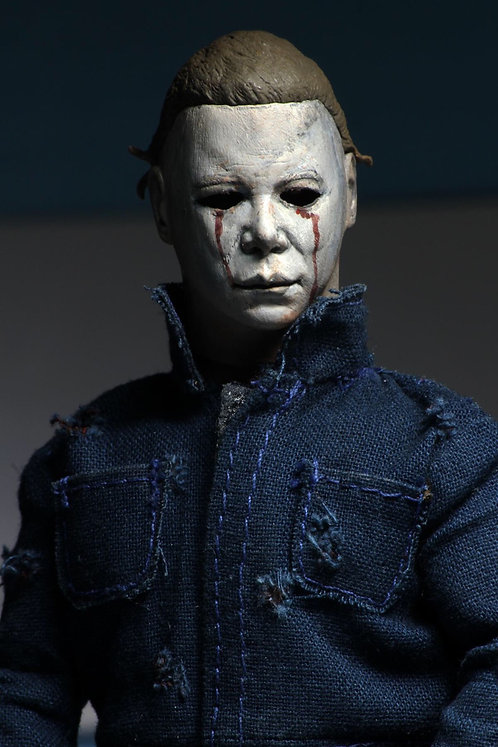 """NECA Halloween 2 – Michael Myers 8"""" Clothed Action Figure"""