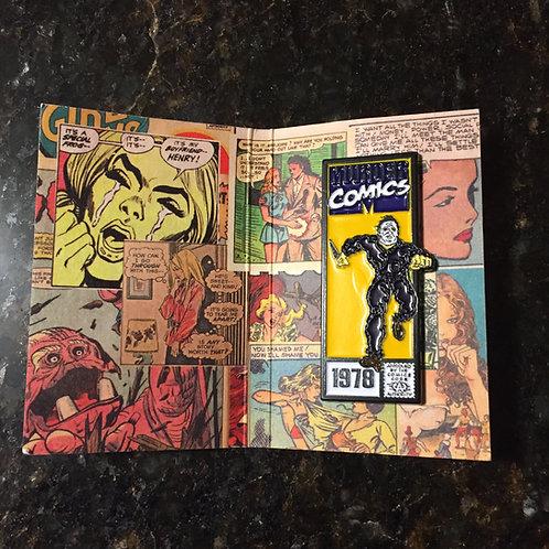 Murder Comics – Michael Myers Enamel Pin
