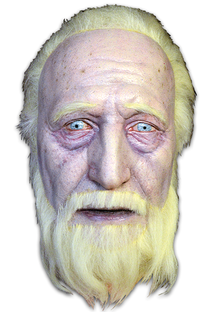 THE WALKING DEAD – HERSHEL SEVERED HEAD PROP