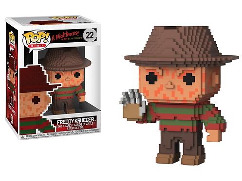 Nightmare on Elm Street – Freddy Krueger 8-Bit Funko Pop! Vinyl Figure