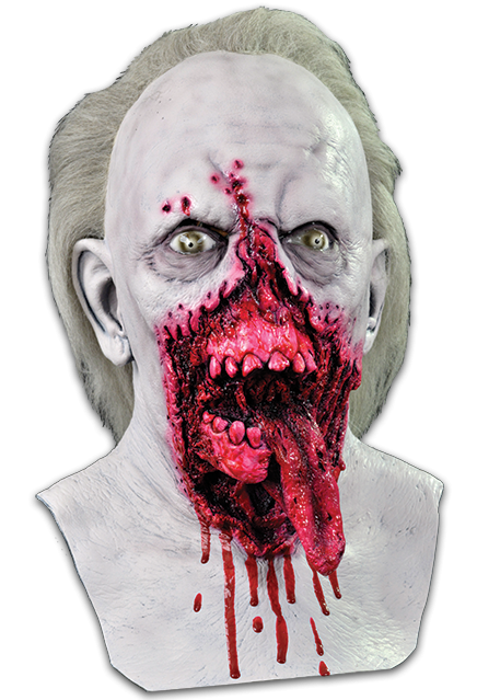 DAY OF THE DEAD – DR. TONGUE ZOMBIE MASK