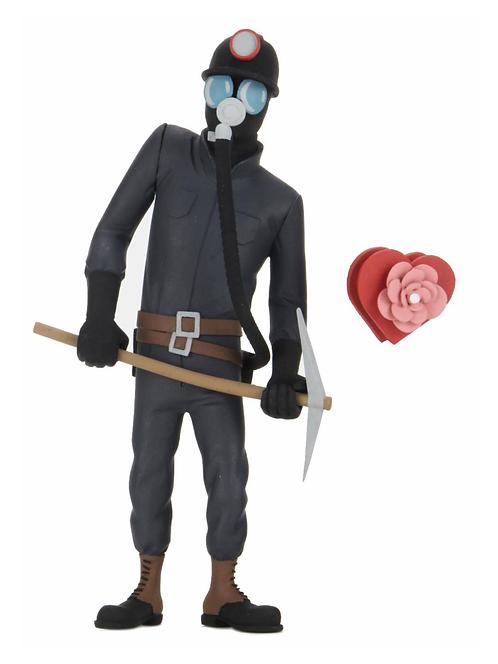 "NECA Toony Terrors – The Miner (My Bloody Valentine) 6"" Scale Action Figure"