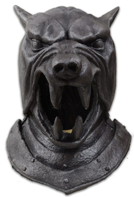 GAME OF THRONES – THE HOUND HELMET MASK