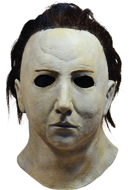 HALLOWEEN 5:  THE REVENGE OF MICHAEL MYERS – MICHAEL MYERS MASK
